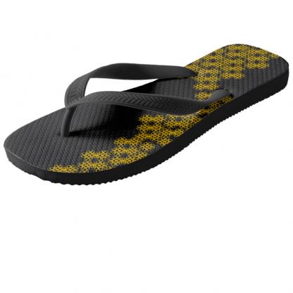 Kukkia-Flip-Flops designed by Blondina Elms Pastel, elms The Boutique