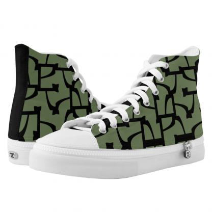 Sokkelo Vihanta-High-fashion sneakers designed by Blondina Elms Pastel, elms The Boutique