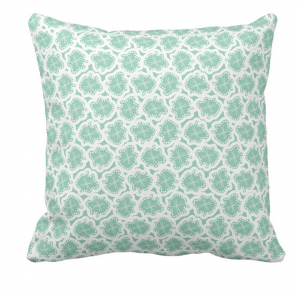 Ameeba-Pastelli--Throw-Pillow designed by Blondina Elms Pastel, elms The Boutique