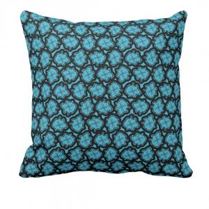 Ameeba-Lumbar-Throw-Pillow designed by Blondina Elms Pastel, elms The Boutique