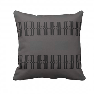 Karme-Throw-Pillow designed by Blondina Elms Pastel, elms The Boutique