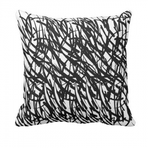 Sulka-Lumbar-Throw-Pillow designed by Blondina Elms Pastel, elms The Boutique