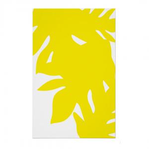 Leipapuun-Hedelma-Keltainen-Canvas-Print