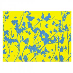 Sininen-Keltainen-Perhosia-Canvas-Print-Front