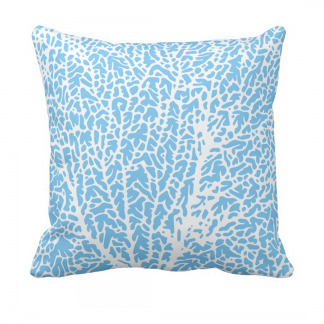 Tuuletin_koralli_throw_pillow designed by Blondina Elms Pastel, elms The Boutique