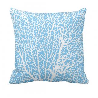 Tuuletin_koralli_throw_pillow designed by Blondina Elms Pastel, elms The Boutique