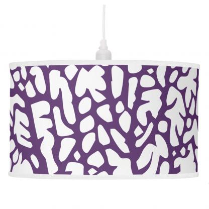 Tuuletin_violettia_pendant_lamp designed by Blondina Elms Pastel, elms The Boutique