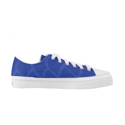 kalan-suomut-koralli-Low-Sneakers designed by Blondina Elms Pastel, elms The Boutique