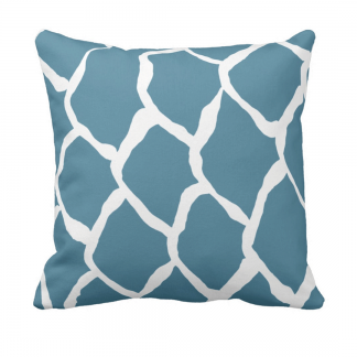 kalan-suomut--upoksissa throw_pillow designed by Blondina Elms Pastel, elms The Boutique
