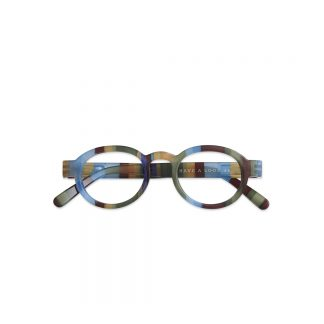 Have A Look Reading-glasses_Circle-Twist_jungle front