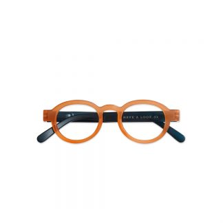 have-a-look-Reading-glasses_Circle-Twist_orange_blue-front